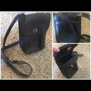 COACH Vintage Side Pack 9978